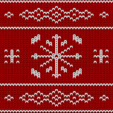 编织模式设计 库存图片