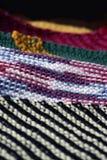 编织的模式 库存图片