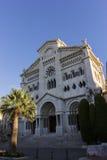 1252 1875编译了大教堂教会被奉献的投入的第一摩纳哥尼古拉斯教区圣徒st对是的站点 免版税库存图片