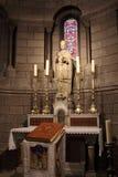 1252 1875编译了大教堂教会被奉献的投入的第一摩纳哥尼古拉斯教区圣徒st对是的站点 免版税图库摄影