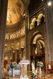 1252 1875编译了大教堂教会被奉献的投入的第一摩纳哥尼古拉斯教区圣徒st对是的站点 免版税库存照片