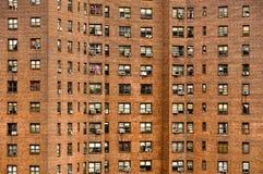 编译的住宅视窗 免版税图库摄影