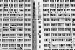 编译的多住宅楼层 库存图片