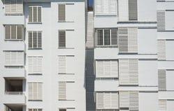 编译的多住宅楼层 库存照片