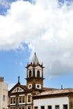 编译的有历史的萨尔瓦多 免版税库存照片