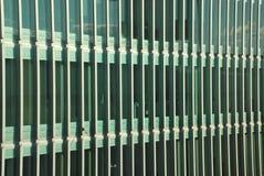 编译的玻璃窗 免版税图库摄影
