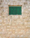 编译的绿色黎巴嫩关闭传统 免版税库存图片