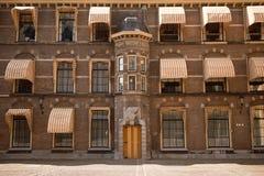 编译的荷兰语议会 免版税库存照片