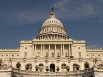 编译的资本dc华盛顿 免版税库存照片