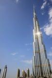2 84 723 829编译的burj当前迪拜ft khalifa m最高的阿拉伯联合酋长国世界 库存照片