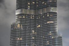 2 84 723 829编译的burj当前迪拜ft khalifa m最高的阿拉伯联合酋长国世界 免版税图库摄影