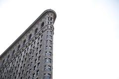 编译的coty平面的铁纽约 图库摄影