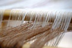 编织的工作 库存照片