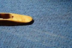 编织的工作 图库摄影