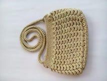 编织的袋子 库存图片