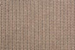 编织的详细的温暖的宏观样式背景 库存图片