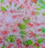 缝合的被洗染的织品 抽象被洗染的织品背景 免版税库存图片