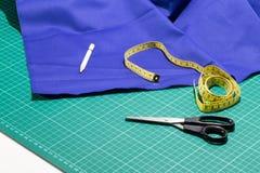 缝合的配套元件 免版税图库摄影