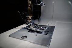 缝纫机的Presser脚 免版税库存图片