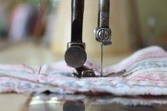 缝纫机零件 图库摄影