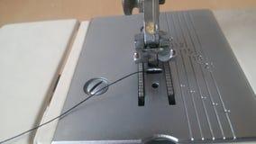 缝纫机-细节 免版税库存照片