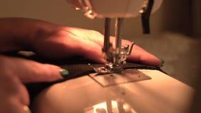 缝纫机 影视素材