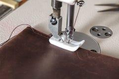 缝纫机 免版税库存照片