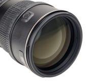 缩放摄象机镜头 免版税库存图片