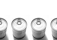 罐头 免版税图库摄影