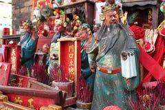 罐子Hau寺庙 图库摄影