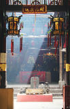 罐子Haut寺庙 免版税图库摄影