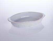 罐或陶瓷食物罐在背景 库存照片