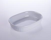 罐或陶瓷食物罐在背景 免版税图库摄影