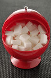 罐糖 免版税库存图片