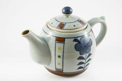 罐茶 免版税库存图片
