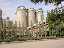 罐头厂的环境 图库摄影