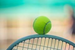 网球体育 免版税库存照片