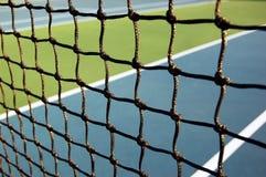 网球净额 图库摄影