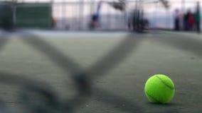 网球场比赛体育活动 股票视频