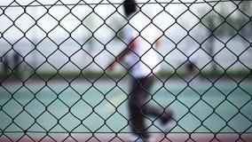 网球场比赛体育活动 影视素材