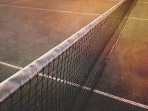 网球场 免版税库存照片