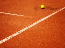 网球场307 库存照片