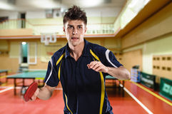 网球球员 免版税图库摄影
