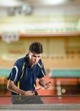 网球球员 库存图片