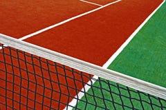 网球的16综合性运动场 免版税库存照片