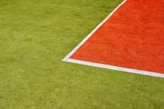 网球草地网球场 库存照片