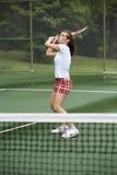 网球 免版税库存照片