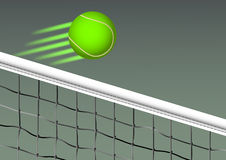 网球 免版税图库摄影