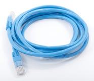 网络电缆 免版税库存照片