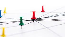 网络,网络,连接,通信 免版税图库摄影